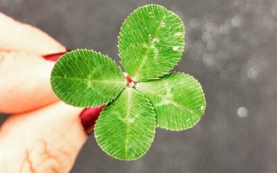 How to Become The Luckiest Person You Know…